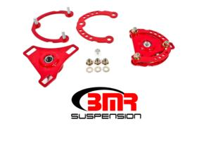 High Resolution Image - CP001 BMR Suspension Caster Camber Plates For S550 Mustang CP001  - BMR Suspension