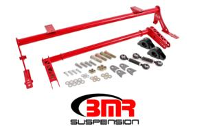 High Resolution Image - XSB011 BMR Suspension Xtreme Anti-roll Bar With Delrin Bushings For S197 Mustang - BMR Suspension