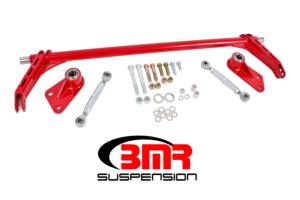High Resolution Image - XSB012 BMR Suspension Race-Only Xtreme Anti-Roll Bar For S197 Mustang - BMR Suspension