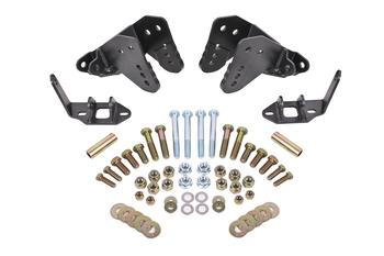 CCK007 - Coilover Conversion Kit, Rear, With Control Arm Bracket