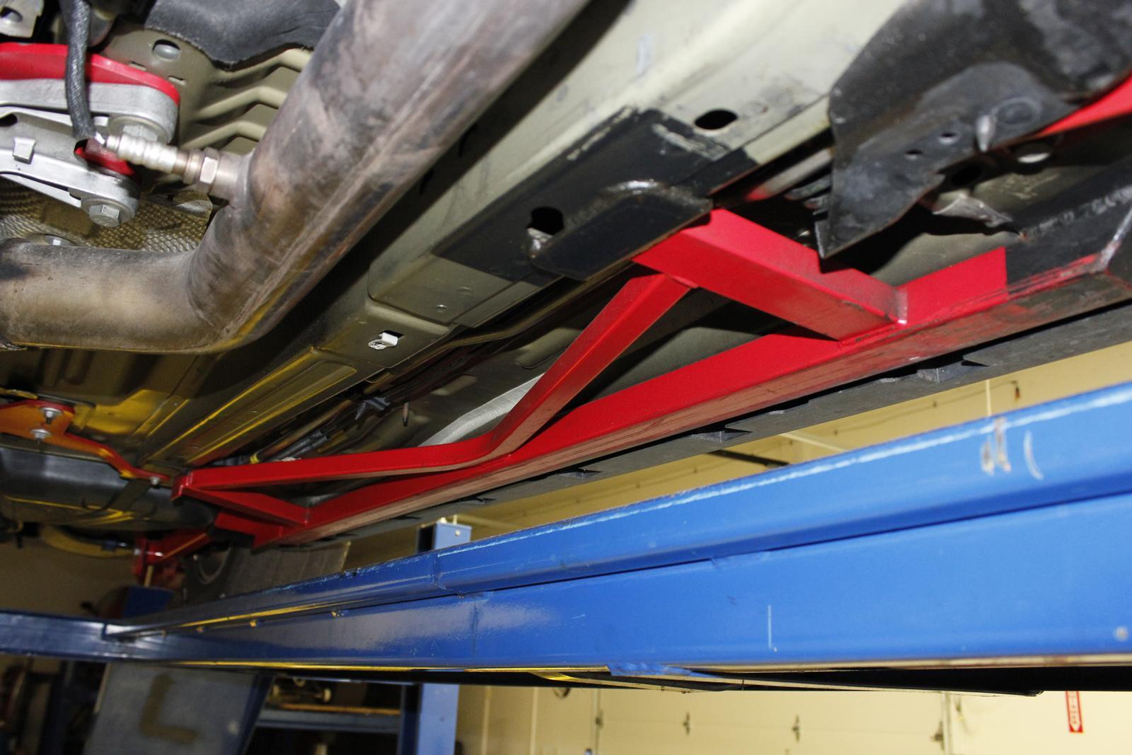 Bmr Suspension Sfc011 Subframe Connectors Weld On