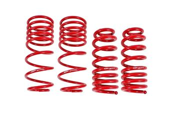 SP090 Lowering Springs, Set Of 4, 1.25