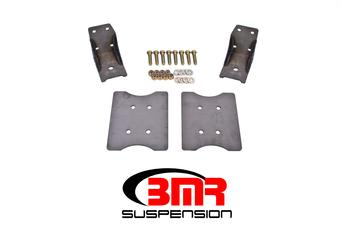 TBR003 Torque Box Reinforcement Plate Kit, Plate Style, Lower Only