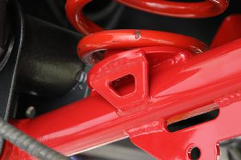 TCA014 - Lower Control Arms, DOM, Non-adjustable, Polyurethane Bushings